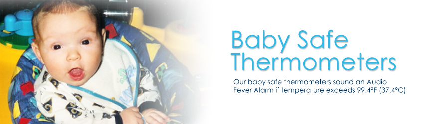 Baby Safe Thermometers